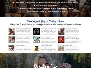 Car Angel - Car Donations