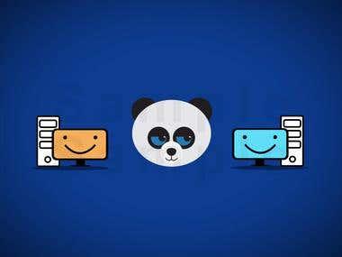 Panda Bear loading screen