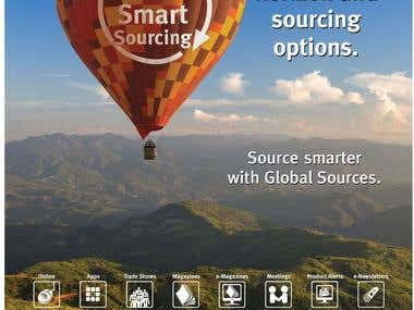 Global Sources ad - 360 sourcing