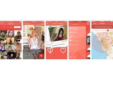 IOS LifeStyle App
