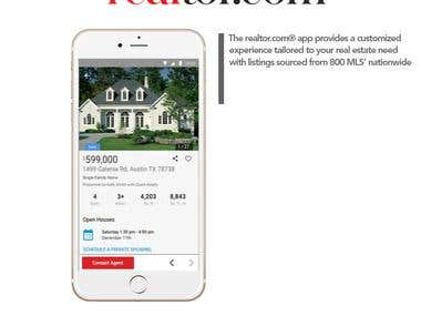 Realtor Android App