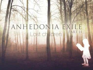 Anhedonia Exile - Artwork