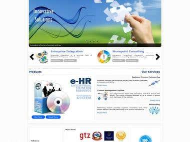 Web Development: IT Company