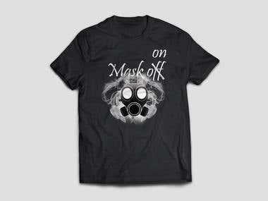 T-Shirt Design Client Works