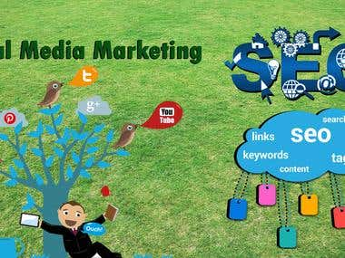 Social Media Marketing SEO (Search engine optimization)