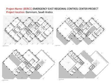 EMERGENCY EAST REGIONAL CONTROL CENTER PROJECT