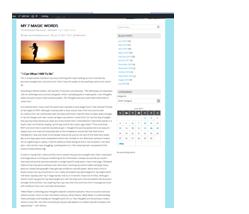 WordPress Blog Writing