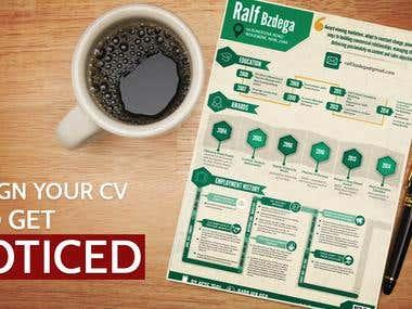 CV Design / Resume Design