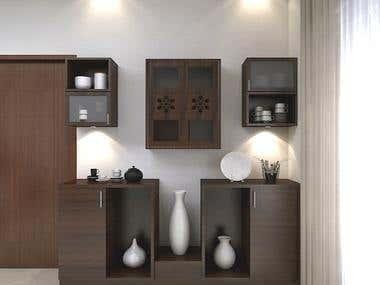 Residential furniture design