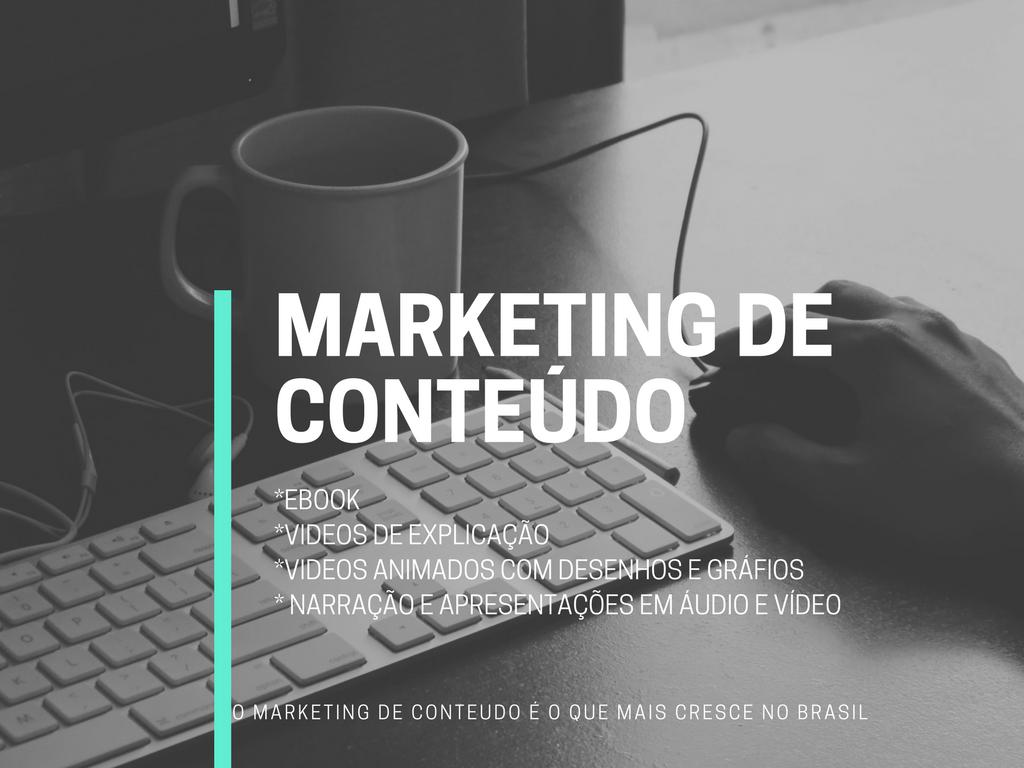 TODOS OS SERVIÇOS DE MARKETING DIGITAL