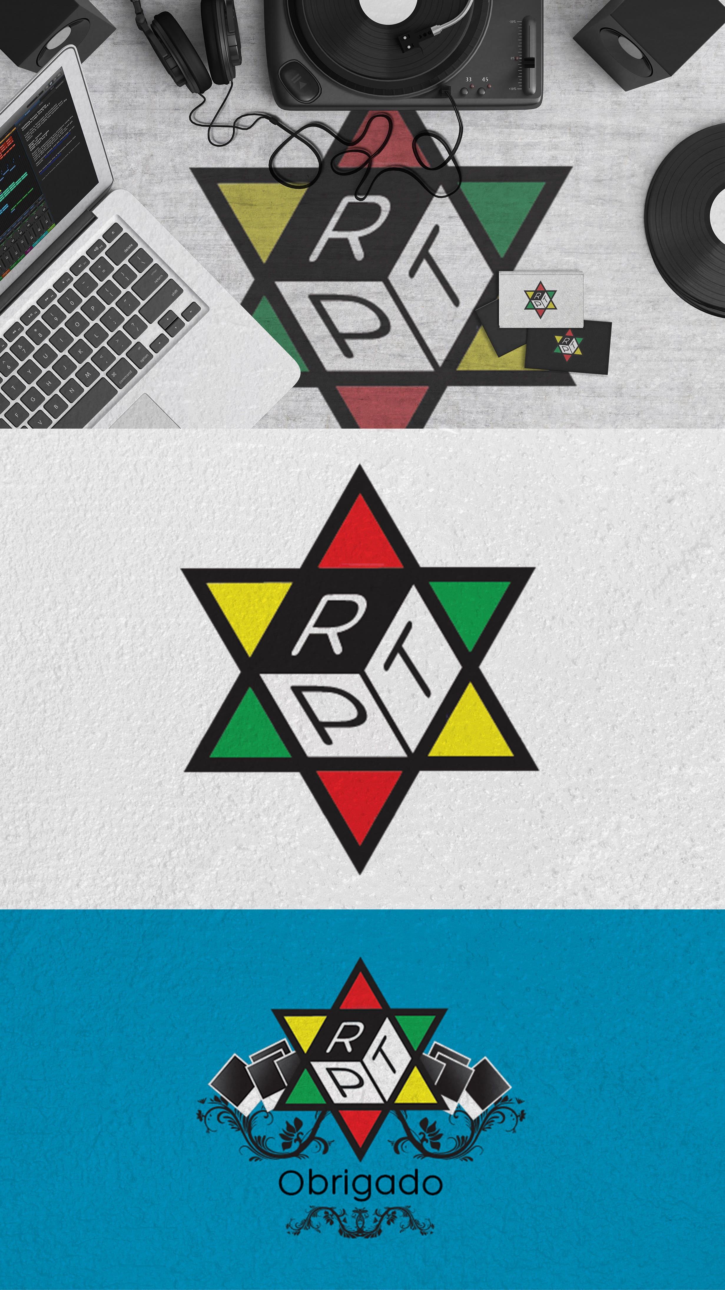 Logo Reggae PT