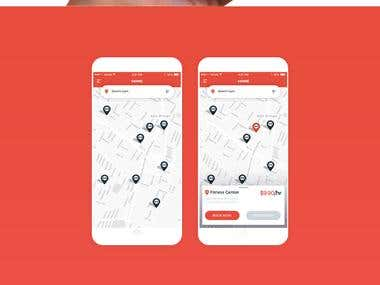 Gym Finder App