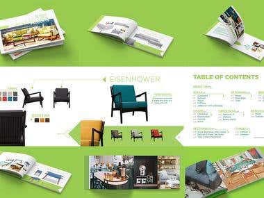 P R O J E C T : Furniture Catalog