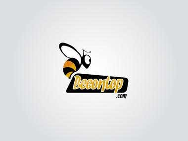 Logo design for Beeontop
