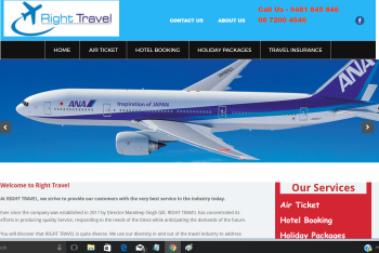 Right Travel Site