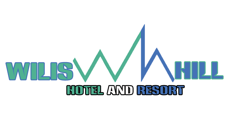 Design Logo Wilis Hill Resort