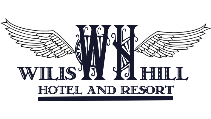 Designed Logo for Wilis Hill Resort in royal model