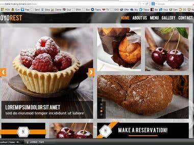 Basic 3 Page Website Designs £100.
