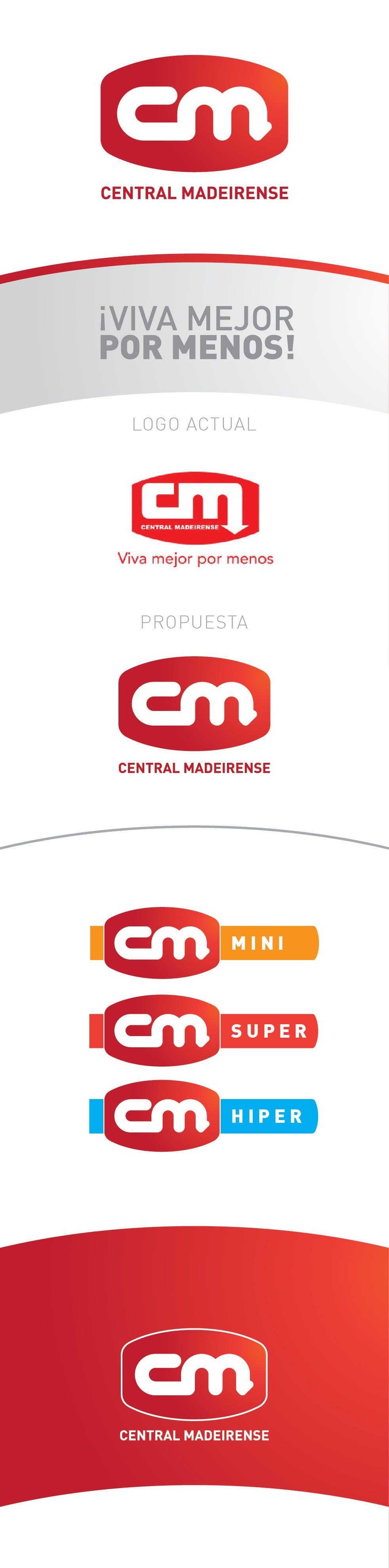Central Madeirense - Rebranding experiment