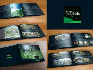 Brochure Design_Echoes Green Dale