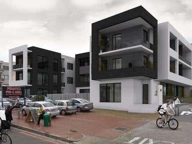 Apartment units