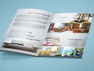 Brochure Design_Chicago Furnitutre