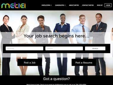 Your Job Search Begins Here - Post a Job or a Resume