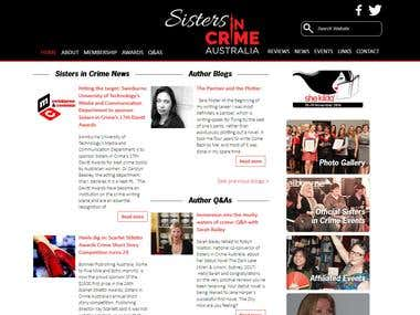 Sisters in Crime Australia