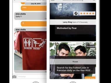 Exectives Networking App