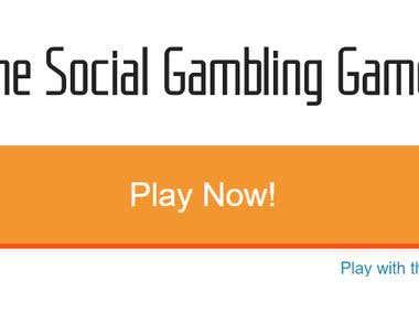 Social Gambling Game
