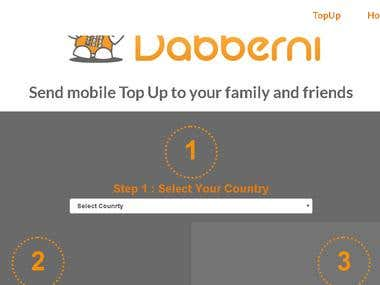 http://www.dabberni.com/recharge/public/home