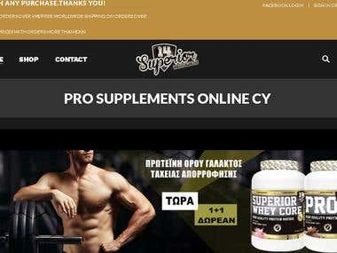 www.prosupplements.online