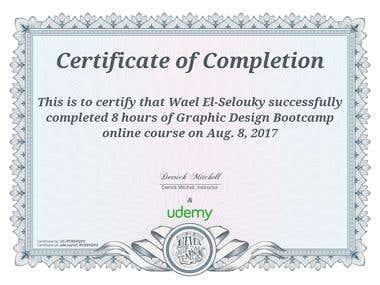 Certificate in Graphic Design