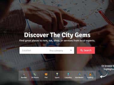 Online Business Directory Development