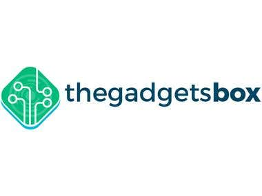 "Logotipo "" The gadgetsbox """