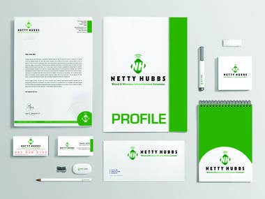 Netty hubbs corporate Identity