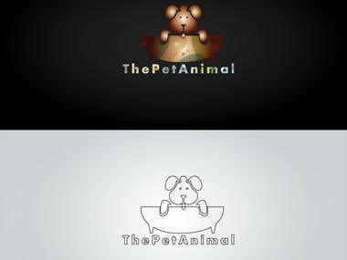 The Pet Animal Logo