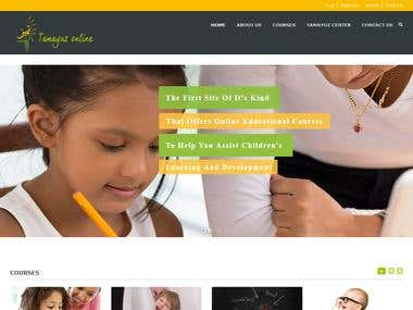 Tamayuz Online – Help our kids grow
