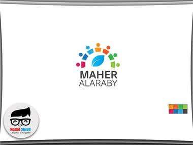 MAHER ALARABY Logo