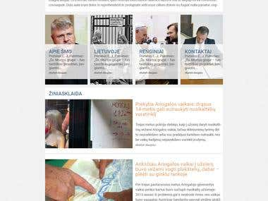 Santa Marta Group website