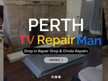 Perth TV Repair Man