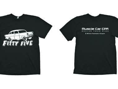 Cartoon t shirt design