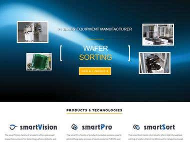 C&D | Wafer, Coater, Developer, Sorter & Inspection Systems