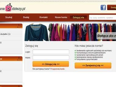 Photoshop Grpahic, PHP, MySQL, AJAX, Jquery, HTML, CSS