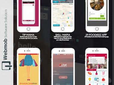 iOS and Android App Portfolio