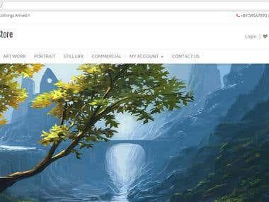 Responsive Web Site Development - PHP / HTML / CSS