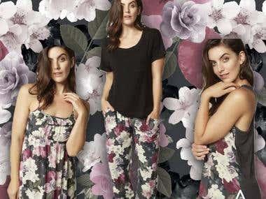 Lingerie/Nightwear design