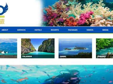 GO DREAM TOURS Website