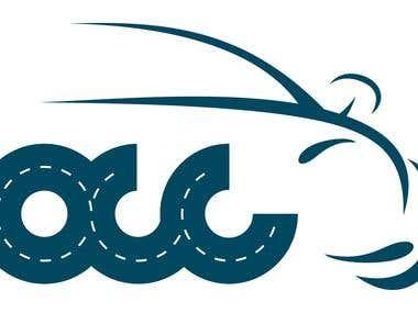 Logo for car retal company