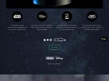 Brand/Product Store [ SquareSpace.com ]